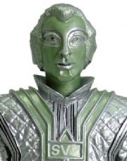SV7 Super Voc Robot Doctor Who Classic Series Wave 1 Character Options Action Figure